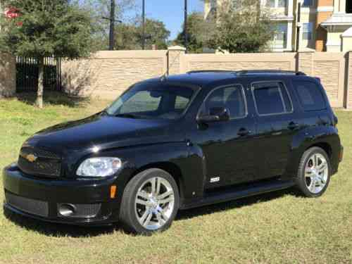 Chevrolet Hhr Ss Wagon 4 Door 2008 This Rare Hhr Ss Is In One