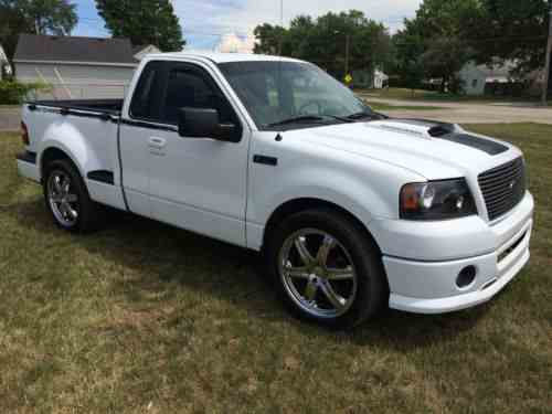 ford f 150 roush nitemare 2008 ford f 150 roush one owner cars for sale. Black Bedroom Furniture Sets. Home Design Ideas