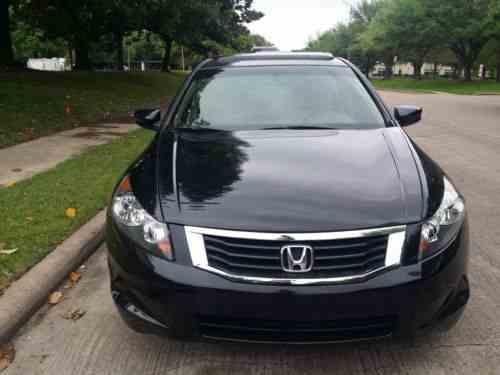 Honda accord ex l sedan 4 door 2008 honda accord ex l for Honda accord ex l for sale