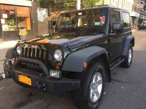 Jeep Wrangler Right Hand Drive 2008 | The Value For The ...