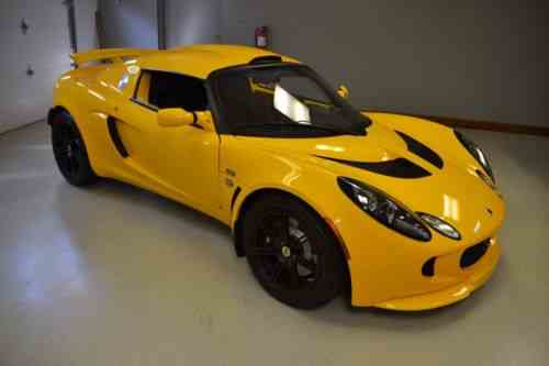 Lotus Exige S240 2008 Immaculate A Real Lotus S240 Clean One