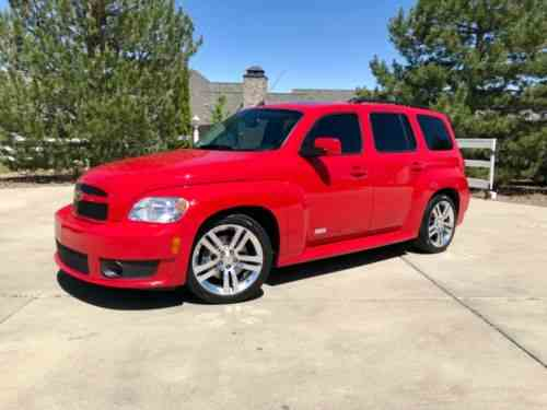 Chevrolet Hhr 2009 Beautiful Chevy Hhr Ss With Only 28k One