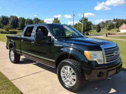 Ford F150 Platinum Lifted >> Ford F 150 Platinum 2009 Lifted Ford F150 Highly Demanded One