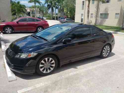 Civic Coupe 2009