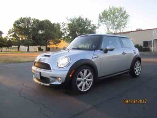 Mini Clubman S 2009 Here Is A Mini Cooper S Turbo Miles Are One
