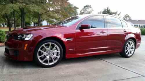 Pontiac G8 GXP (2009)