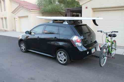 Pontiac Vibe Awd 2010 1 No Accidents Normal Scratches And One Owner Cars For Sale