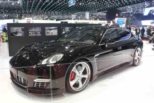 porsche panamera turbo hatchback 4 door 2010 porsche one owner cars for sale. Black Bedroom Furniture Sets. Home Design Ideas