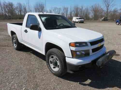 Chevrolet Colorado 2011 Engine Specifications Engine 2 9l One
