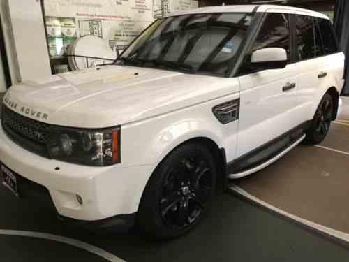 Land Rover Range Rover 2011 Range Rover Sport Supercharged One