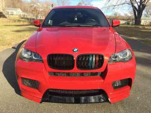 BMW X6 (2012)