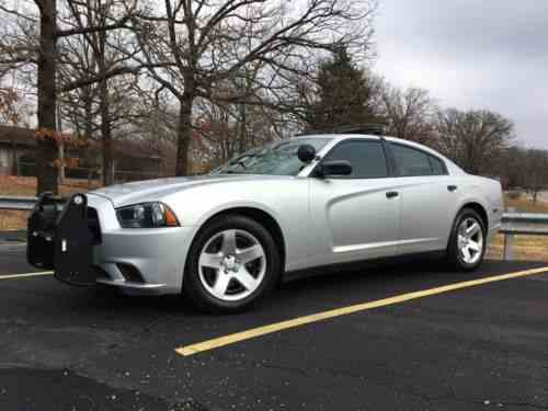 Police Charger For Sale >> Dodge Charger Police Intersceptor 2013