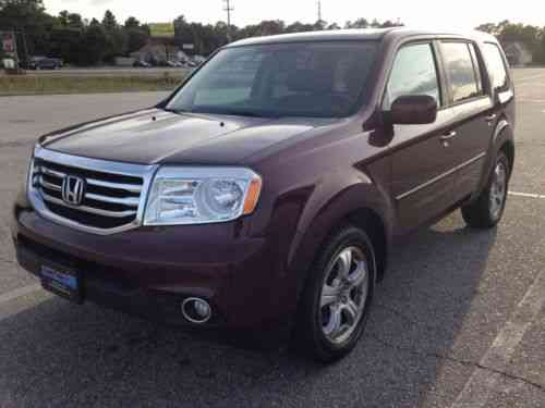 honda pilot 2013 for sale honda pilot ex l 73 444 one owner cars for sale. Black Bedroom Furniture Sets. Home Design Ideas