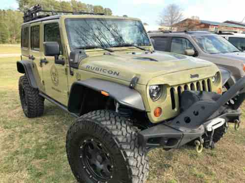 jeep wrangler rubicon 2013 this low mileage jeep one owner cars for sale. Black Bedroom Furniture Sets. Home Design Ideas
