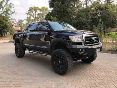 Toyota Tundra 2013 Awesome Lifted Toyota Tundra Excellent One Owner Cars For Sale