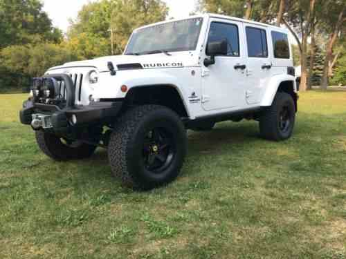 Aev Jeep For Sale >> Jeep Wrangler Unlimited 2014 Jeep Jkur Aev Jk 350 45k