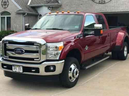 ford f 350 lariat 2015 ford f 350 lariat crew cab one owner cars for sale. Black Bedroom Furniture Sets. Home Design Ideas