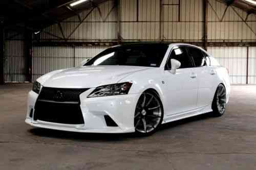 Mercedes Benz Austin >> Lexus Gs F Sport Sedan 4-door 2015 | Lexus Gs350 F: One ...