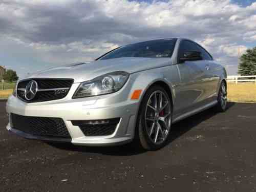 mercedes benz c class c63 amg 507 edition 2015 one owner cars for sale. Black Bedroom Furniture Sets. Home Design Ideas