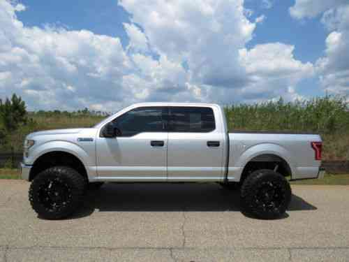 2016 Ford F150 Lifted >> Ford F 150 Xlt Lifted 4x4 2016