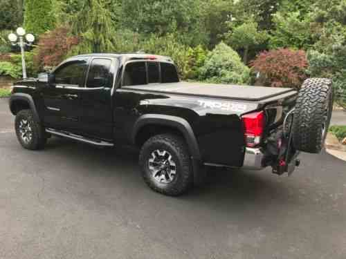 20160000 Toyota Tacoma Extended Cab