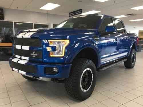 Shelby F150 For Sale >> Ford F-150 Shelby Edition 750 Hp Supercharged 2017 |: One-Owner Cars For Sale