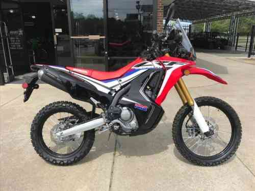Honda Crf250l Rally 2017 Call Or Text 42145 To One Owner