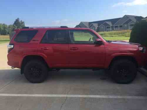 2017 Toyota 4runner Trd Pro For Sale >> Toyota 4runner Trd Pro 2017 This Vehicle Is In Perfect