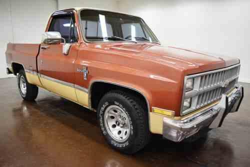 Chevrolet C-10 1982 |  Chevrolet C-10 30401 Miles: One ...