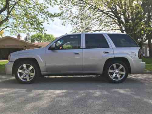 Chevrolet Trailblazer Ss One Owner Showroom Condition Vehicle One